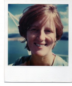 mum polaroid good shot